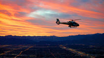 Vegas Strip and Hoover Dam Twilight Helicopter Tour, Las Vegas, Viator VIP Tours
