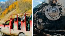 Durango and Silverton Narrow Gauge Railroad and Skyway Rails and Trails Day Tour, Durango, Full-day ...