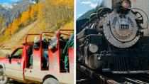 Full-Day Trails and Rails Tour in Durango and Silverton CO, Durango