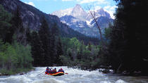 The Upper Animas Silverton Section Full-Day Rafting Trip, Durango, White Water Rafting