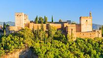 Alhambra and Generalife Private Guided Tour, Granada, Private Sightseeing Tours