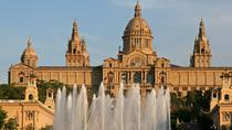 Full-Day Barcelona City Tour Including Montjuic Park, Barcelona, Vespa, Scooter & Moped Tours