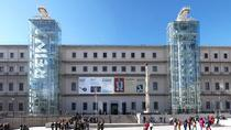 Guided Tour of Madrid's Reina Sofia Museum, Madrid, Literary, Art & Music Tours