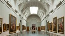Madrid Golden Triangle of Art Walking Tour: Prado, Reina Sofia and Thyssen Museums, Madrid,...