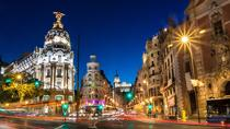 Madrid Guided Tour at Night with Optional Cardamomo Flamenco Show, Madrid, Nightlife