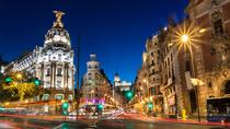 Madrid Guided Tour at Night with Optional Flamenco Show, Madrid, Private Sightseeing Tours