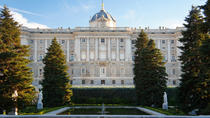 Madrid Royal Palace Private Tour with Skip-the-line Ticket, Madrid, Private Sightseeing Tours