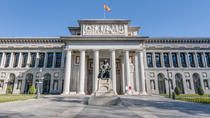 Prado Museum and Royal Palace of Madrid Tour with Skip the Line Entrance, Madrid, City Tours