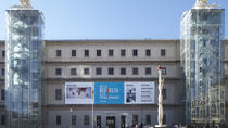 Reina Sofia Museum Guided Tour i Madrid, Madrid, Litteratur-, konst- och musikrundturer