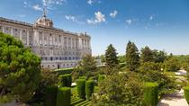 Royal Palace and Prado Museum Guided Tour in One Day, Madrid, Private Sightseeing Tours