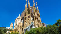 Sagrada Familia Afternoon Tour with Optional Towers Access, Barcelona, Cultural Tours