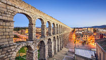 Segovia and El Escorial from Avila with Drop Off in Madrid, Segovia, Cultural Tours