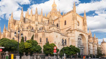 Super Saver: Toledo and Segovia Plus Madrid Walking City tour, Madrid, Day Trips
