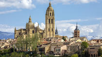 Super Saver: Toledo och Segovia Plus Madrid Walking City turné, Madrid, Day Trips