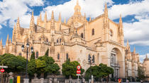 Toledo and Segovia Tour with Alcazar Entrance from Madrid , Madrid, Day Trips
