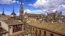 Toledo Full Day Guided Tour with Traditional Lunch from Madrid, Madrid, Walking Tours