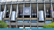 Viator VIP: Santiago Bernabeu Stadium Tour with Dinner in Madrid, Madrid