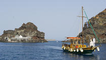 Captain Lambros Traditional Santorini Private Cruise with Meal and Drinks, Santorini, Sailing Trips