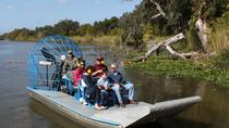 Kleinschalige Bayou Airboat-rit met vervoer vanuit New Orleans, New Orleans, Airboat Tours
