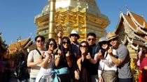 Doi Suthep Temple and Mhong Village, Chiang Mai, Day Trips