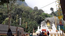 Private small group tour: Sticky Waterfall and Chiang Dao Cave, Chiang Mai, Private Sightseeing ...