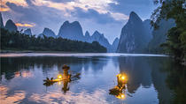 Guilin Li River Cruise to Yangshuo Full Day Tour, Guilin, Full-day Tours