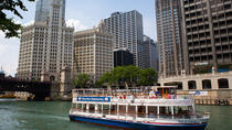 Architectural River Cruise and Chicago Helicopter Tour