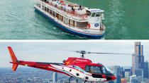 Architectural River Cruise and Chicago Helicopter Tour , Chicago, Viator Exclusive Tours