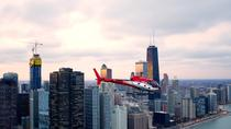 Chicago Helicopter Tour & Architectural River Cruise, Chicago, Helicopter Tours