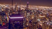 Chicago Helicopter Tour Nighttime Experience, Chicago