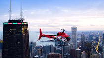 Chicago Helicopter Tour Plus 360 Chicago Observation Deck, Chicago, Helicopter Tours