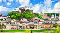 Round-Trip Shared Transfer from Cesky Krumlov to Salzburg, Cesky Krumlov, Bus Services