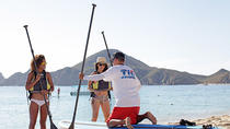 SUP Lesson in Cabo San Lucas, Los Cabos, Stand Up Paddleboarding
