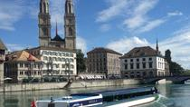 Zurich City Walking Tour in Portuguese, Zurich, Private Sightseeing Tours