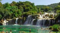 Krka Waterfalls and Sibenik Town Day Trip with Wine Tasting from Split, Split, Catamaran Cruises