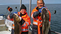 Original Sea Angling Tour from Húsavík, North Iceland, Fishing Charters & Tours