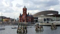 Cardiff Lunch & Landmarks Tour Including Walking Tour and Water Bus Ride to Cardiff Bay, Cardiff,...