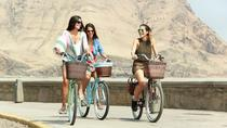 Bohemian and Beach Bike Tour in Lima, Lima, Night Tours