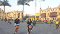 Downtown Lima Bike Tour, Lima, Half-day Tours