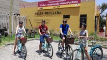 Lima Urban Bike Tour in Miraflores and San Isidro, Lima, Night Tours