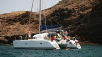 Half-Day Sal Island Catamaran Cruise from Santa Maria, Sal, Sailing Trips