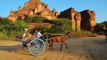 Bagan City Tour by Horse Cart, Bagan, City Tours