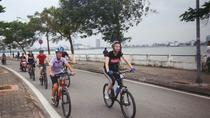 Half-Day Hanoi West Lake Bike Tour Including Local Lunch, Hanoi, Bike & Mountain Bike Tours