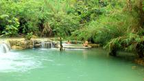 Private Day Trip to Pak Ou Cave and Kuang Si Waterfall from Luang Prabang, Luang Prabang