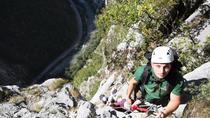 Via Ferrata Climb, Pristina, Climbing