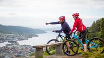 Mountain Bike Vermietung am Berg Fløyen, Bergen