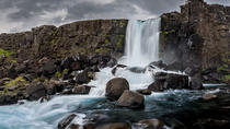 Small-Group Golden Circle Half-Day Trip from Reykjavik Including Faxi Waterfall and Hveragerdi,...