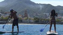 Stand-Up Paddle Board Lesson in Puerto Vallarta, Puerto Vallarta, Stand Up Paddleboarding