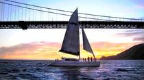 San Francisco Bay Sunset Catamaran Cruise, San Francisco