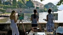 Art Experience in Villa Melzi & lunch in Bellagio, Lake Como, Painting Classes